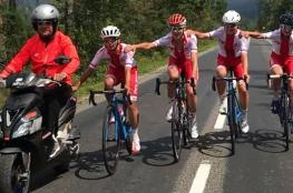 Parczew Wydarzenie Zawody rowerowe Mistrzostwa Polski w Jeździe Indywidualnej na czas